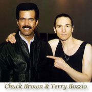Chuck Brown & Terry Bozzio