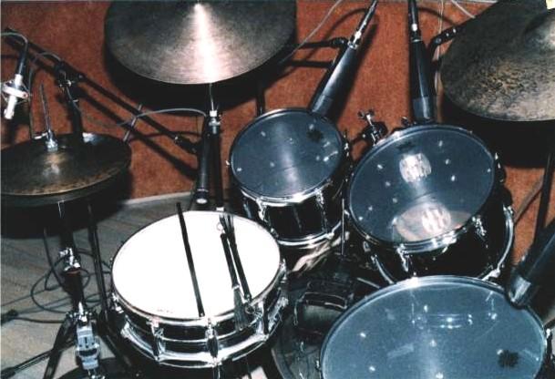 Steve Gadd Yamaha Drums