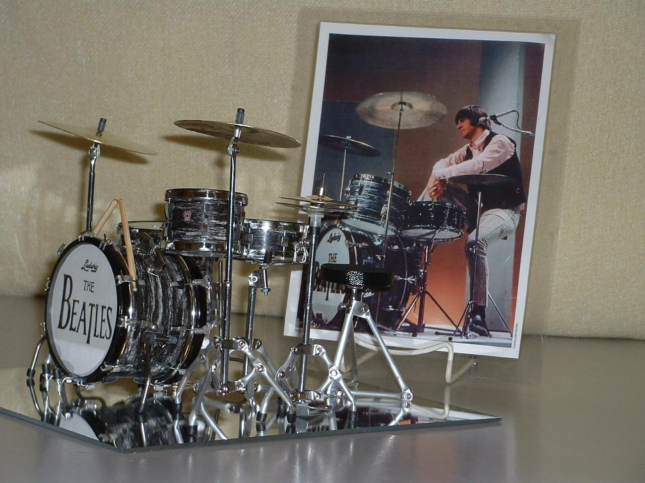 Ringos Great Ludwig Kit